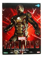 Kotobukiya Iron Man Mark 42 Artfx Statue 1/6 Scale Marvel Comics New In Box