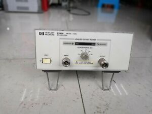 1PC USED HP 8347A RF Power Amplifier (by EMS or DHL 90days Warranty)  #H546H DX