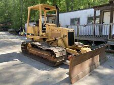 1992 Caterpillar Cat D3c Lgp Series Ii Dozer Bulldozer Crawler Only 4800 Hours
