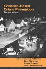 Evidence-Based Crime Prevention-ExLibrary