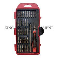 New KING 36 PC Precision Screwdriver & Bits Set, Phone Watch Computer Toy Repair