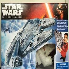 "Star Wars: The Force Awakens Millennium Falcon Spaceship (9.5 X 7"" Es) Toy Play"