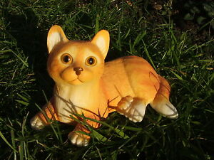 LATEX MOULD MOULDS MOLD.           CUTE LAYING CAT