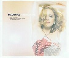 MADONNA American Pie CD Single Maverick W519CD2 2000