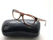 003e849f1be CHANEL 3206 C.538 Crystal Brown 52mm Frames Eyeglasses RX Italy
