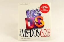 (RARE) MS DOS 6.2 Step-Up Edition (NEW, SEALED)