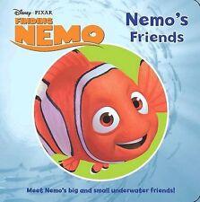 DISNEY __ FINDING NEMO  _ NEMO'S FRIENDS __ BRAND NEW __ FREEPOST UK