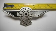 HARLEY DAVIDSON FATBOY CLASSIC (  PIN ) APROX 2 3/4 INCHES WIDE