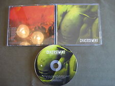 CHASTISEMENT Alleviation of Pain CD, 1st Independent Pr MINT + I Am You, Disgust