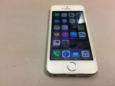 Apple iPhone 5s - 16GB - Silver (Unlocked) (Read Description) N1111