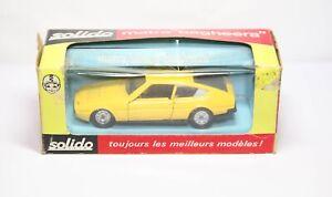 Solido No 21 Matra Bagheera In Its Original Box - Excellent Vintage Original