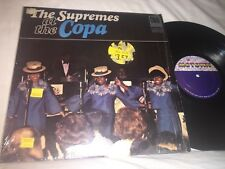 THE SUPREMES - THE SUPREMES AT THE COPA - 1965 MOTOWN RECORDS FUNK SOUL LP