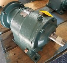 NEW DODGE IN LINE GEAR REDUCER  /  MODEL  140-D-M-2A-1-17.1-A1   17.1:1 RATIO