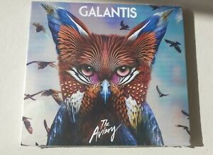 NEW & SEALED EDM Galantis - Aviary CD includes the hits : NO MONEY & LOVE ON ME