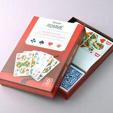 3 Senioren Romme Kartenspiele Club Französisches Bild, Spielkarten von Frobis