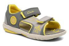 New Clarks Boy Flyingsolo sandals Flashing size 10 G RRP $129.95