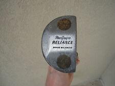 """MacGregor Reliance Brass Balanced Putter 35 1/2"""""""