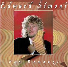 CD-Album  Edward Simoni - Pan Romanze   1997