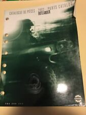 Can Am 2003 Outlander Parts Catalog Manual Bombardier