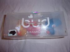 "Kikkerland Mini Ducks Bud Racing Rubber Duck 2"" Toy"