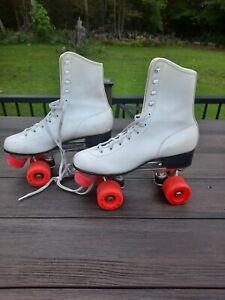 Vintage Roller Derby with Urethane Roller Skates(Size 8) pre owned