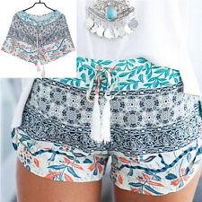 Attractive Women Sexy Hot Pants Summer Casual Shorts High Waist Short Pants SEAU