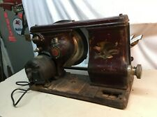 Antique American Meat Slicing Machine Commercial Meat Slicer 1940s Works