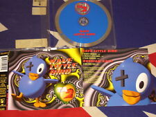 Ta-2 - rave Little Bird 4 TRK CD MAXI 1994