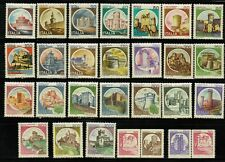 Italy #1408-1434 Complete Set 1980 MNH