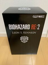 Resident Evil RE: 2 Leon S Kennedy figure Biohazard Capcom Limited edition Japan