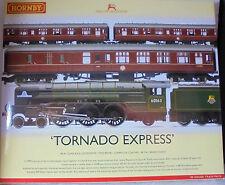 Hornby R3059 Tornado Express Train Pack BNIB