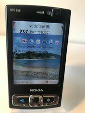 Nokia N95 8GB - Black (Unlocked) Smartphone Mobile