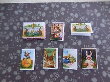 DOLLHOUSE MINIATURE ~ EASTER GREETING CARDS KIT