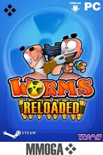 Worms: Reloaded Key - STEAM Digital Download Code Multiplayer PC Spiel [DE/EU]