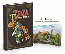 The Legend of Zelda: Tri Force Heroes Collector's Edition Guide by Prima Games
