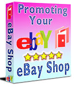 PROMOTE YOUR EBAY STORE WITH: PROMOTING YOUR eBAY SHOP PDF eBOOK