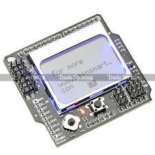 SainSmart Graphic LCD4884 Shield 4 Arduino Duemilanove UNO MEGA2560 1280
