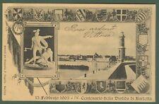 BARLETTA. 13 febbraio 1903. IV Centenario della Disfida di Barletta. Viagg. 1903