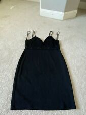 Womens FOREVER 21+ Plus  Dress Black Size 3X Wore Once. Sexy Lace Under Bra