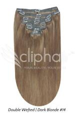 Finest Quality Remy Clip In Hair Extensions Human Hair. Full Head Sets, Buy Now