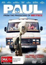 Paul DVD Movie BRAND NEW SEALED VERY RARE BEST COMEDY MOVIE Simon Pegg R4
