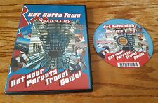 Get Outta Town: Mexico City (DVD) teen travelog series episode travel video
