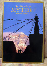 My Tibet by Dalai Lama XIV (1995, Softcover)