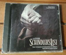 Schindler's List Movie Soundtrack by John Williams Special Collector's Edition