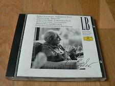 Bernstein - Schubert : Symphony No. 8 - Schumann : Symphony No. 3 -DGG W.Germany
