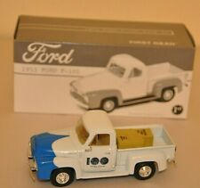 First Gear Collectible 1953 Ford F-100 Pickup Truck 1:34 Scale