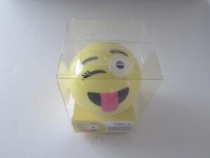 Gabba Goods GG-RBS-EM3 Naughty Bluetooth Wireless Speaker Yellow New