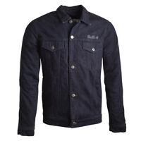 Bull-it Men's Tracker 17 SR6 Denim Motorcycle Jacket Dark Blue RRP £199.99