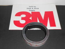 3M SJ3550 BLACK DUAL LOCK VHB TYPE 250 1
