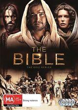 The Bible : Season 1 (DVD, 2013, 4-Disc Set)